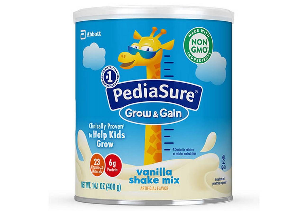 Sữa Pediasure Grow & Gain cho trẻ sơ sinh chậm tăng cân